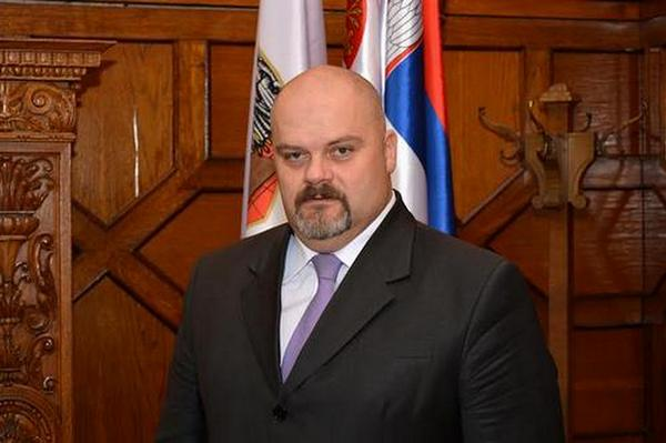 Градоначелник града Зрењанина - Чедомир Јањић