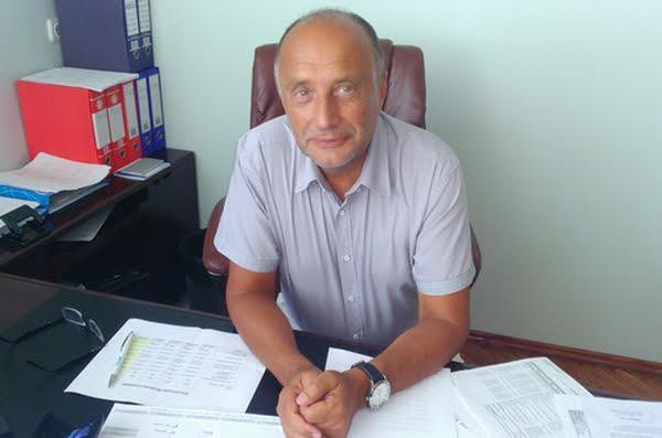 """вд директора ЈКП """"Водовод и канализација"""" Иван Девић, дипл.инж"""